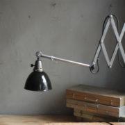 lampen-471-scherenleuchte-midgard-stahloptik-scissor-lamp-emailleschirm-enamel-industrial-001