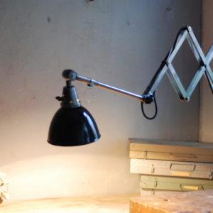 lampen-471-scherenleuchte-midgard-stahloptik-scissor-lamp-emailleschirm-enamel-industrial-022
