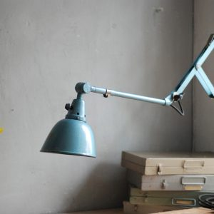 lampen-555-scherenlampe-werkstattleuchte-hammerschlag-tuerkis-midgard-ddrp-big-scissor-lamp-curt-fischer-hammertone-008